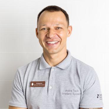 Врач-стоматолог Богдашкин Евгений Леонтьевич